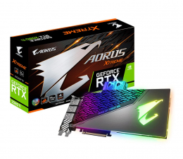 Karta graficzna NVIDIA Gigabyte GeForce RTX 2080 Ti AORUS XTREME WF WB 11GB GDDR6