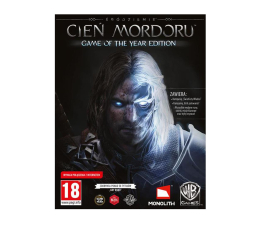 Gra na PC Warner Middle-earth: Shadow of Mordor (GOTY) ESD Steam