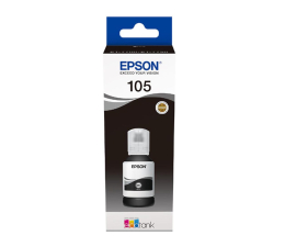 Tusz do drukarki Epson 105 EcoTank Black 140ml (C13T00Q140)
