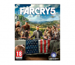 Gra na PC Ubisoft Far Cry 5 ESD Uplay