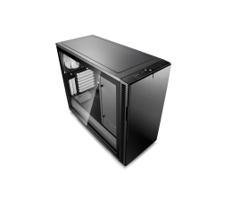 Obudowa do komputera Fractal Design Define R6C Blackout Tempered Glass