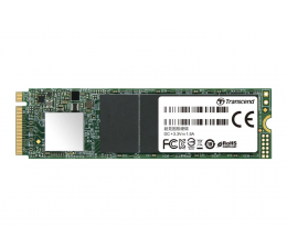Dysk SSD Transcend 256GB M.2 PCIe NVMe 110S