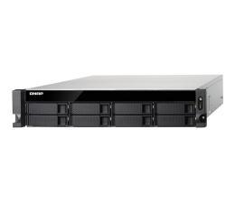 Dysk sieciowy NAS / macierz QNAP  TS-873U-RP(8xHDD, 4x2.1-3.4GHz, 8GB, 6xUSB,6xLAN)
