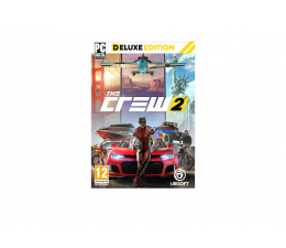Gra na PC Ubisoft The Crew 2 (Deluxe Edition) ESD Uplay