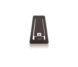 Kabel USB PQI Stand micro  USB czarny