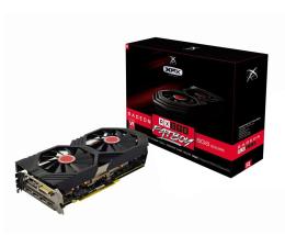 Karta graficzna AMD XFX Radeon RX 590 Fatboy OC+ 8GB GDDR5