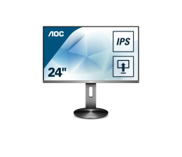 "Monitor LED 24"" AOC I2490PXQU"