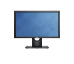 "Monitor LED 21"" i mniejszy Dell E1916H"