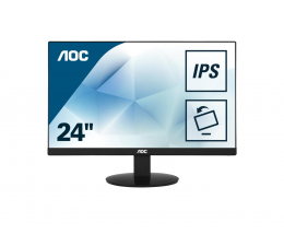 "Monitor LED 24"" AOC I2480SX/00"