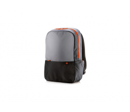 "Plecak na laptopa HP Duotone Backpack 15,6"" szaro-pomarańczowy"