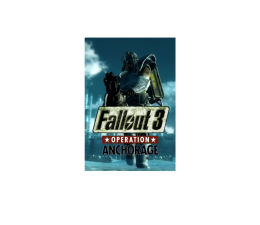 Gra na PC Bethesda Fallout 3 - Operation Anchorage (DLC) ESD Steam