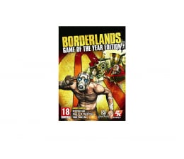 Gra na PC PC Borderlands (GOTY) ESD Steam