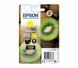 Tusz do drukarki Epson 202XL Yellow 8,5ml