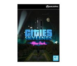 Gra na PC Paradox Interactive Cities: Skylines - After Dark ESD Steam