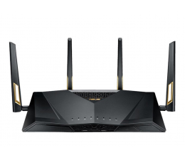 Router ASUS RT-AX88U (6000Mb/s a/b/g/n/ac/ax, 2xUSB, 8xLAN)