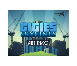 Gra na PC Paradox Interactive Cities: Skylines - Art Deco ESD Steam