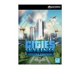 Gra na PC Paradox Interactive Cities: Skylines - Deluxe Upgrade Pack ESD