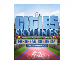 Gra na PC Paradox Interactive Cities: Skylines - European Suburbia ESD