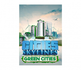 Gra na PC Paradox Interactive Cities: Skylines - Green Cities ESD