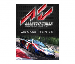 Gra na PC PC Assetto Corsa - Porsche Pack II (DLC) ESD Steam
