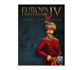 Gra na PC Paradox Development Studio Europa Universalis IV - Cradle of Civilization ESD