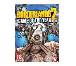 Gra na PC 2K Games Borderlands 2 (GOTY) ESD Steam