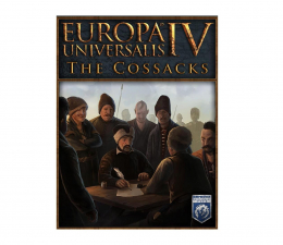 Gra na PC Paradox Development Studio Europa Universalis IV - Cossacks ESD Steam