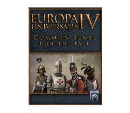 Gra na PC Paradox Development Studio Europa Universalis IV - Common Sense ESD Steam