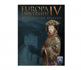 Gra na PC Paradox Development Studio Europa Universalis IV - Mandate of Heaven ESD