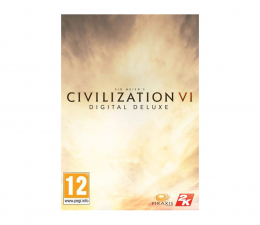 Gra na PC 2K Games Civilization 6 (Digital Deluxe Edition) ESD Steam