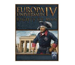 Gra na PC Paradox Development Studio Europa Universalis IV - Rights of Man ESD Steam