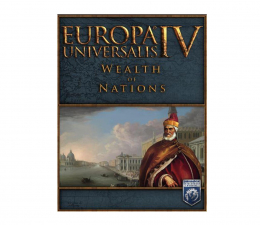 Gra na PC PC Europa Universalis IV - Wealth of Nations ESD