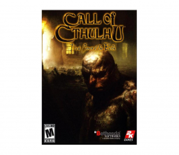 Gra na PC PC Call of Cthulhu: Dark Corners of the Earth ESD