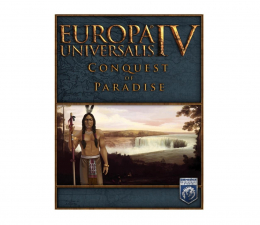 Gra na PC PC Europa Universalis IV Conquest of Paradise ESD