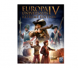 Gra na PC PC Europa Universalis IV Extreme Edition ESD Steam