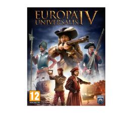 Gra na PC PC Europa Universalis IV Collection ESD Steam