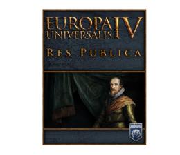 Gra na PC PC Europa Universalis IV - Res Publica ESD Steam