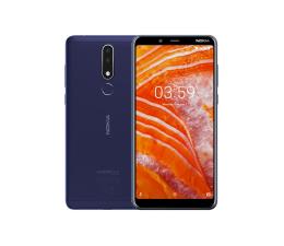 Smartfon / Telefon Nokia 3.1 PLUS niebieska