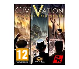 Gra na PC Firaxis Games Civilization 5: Brave New World ESD Steam