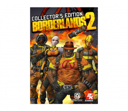 Gra na PC PC Borderlands 2 - Collectors Edition Content ESD
