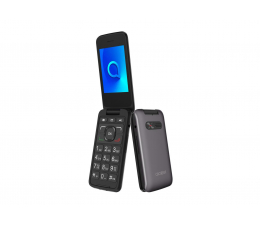 Smartfon / Telefon Alcatel 30.26 szary