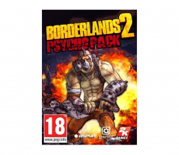 Gra na PC PC Borderlands 2 - Psycho Pack ESD