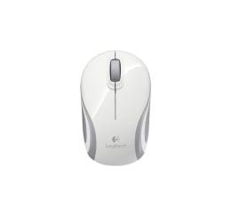 Myszka bezprzewodowa Logitech M187 Mini biała