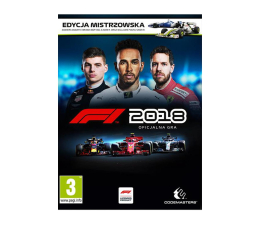 Gra na PC PC F1 2018 ESD Steam