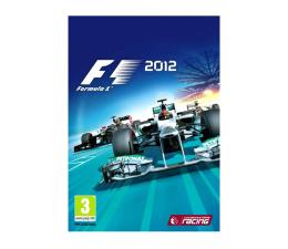 Gra na PC Codemasters F1 2012 ESD Steam