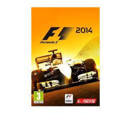 Gra na PC Codemasters F1 2014 ESD Steam