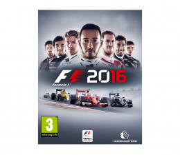 Gra na PC Codemasters F1 2016 ESD Steam