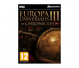 Gra na PC Paradox Development Studio Europa Universalis III Complete Edition ESD Steam