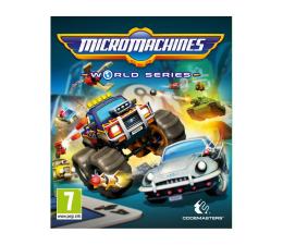 Gra na PC PC Micro Machines: World Series ESD Steam