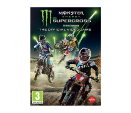 Gra na PC PC Monster Energy Supercross: Official Videogame ESD